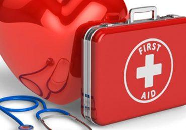 Curso de Primeros Auxilios. Inicio 7 de Abril.