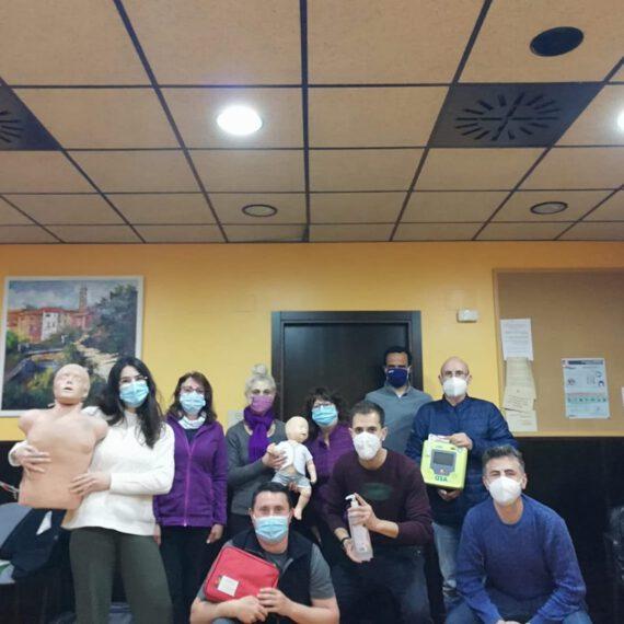 Formación en SVB y DESA impartida a trabajadores/ as del Ayuntamiento de Alpartir