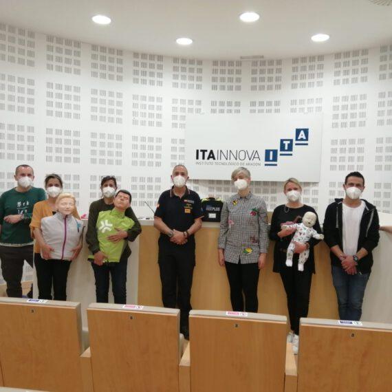 Formación a trabajadores centro de investigación ITAINNOVA