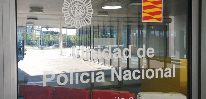 Curso de SVB y DESA a agentes de la Unidad de Policía Adscrita de Aragón