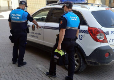 Dos policías de Valtierra reaniman a un vecino en parada cardiaca